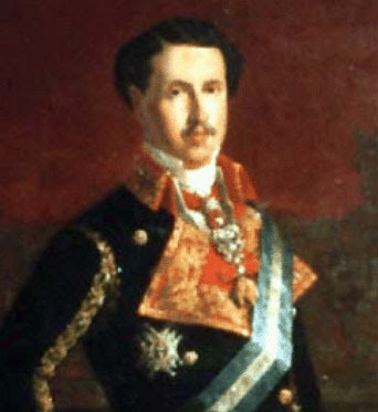 El duque de Riansares