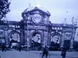 La Puerta de Alcalá en el 36