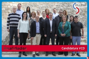 candidatura VCD