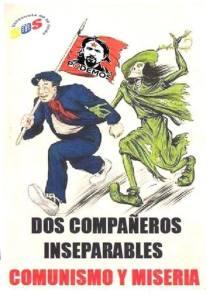 comunismo y miseria