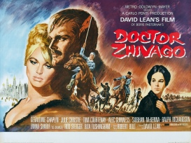 Poster - Doctor Zhivago_02