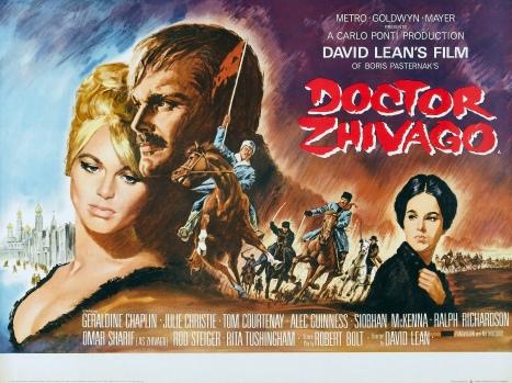 Poster - Doctor Zhivago_02