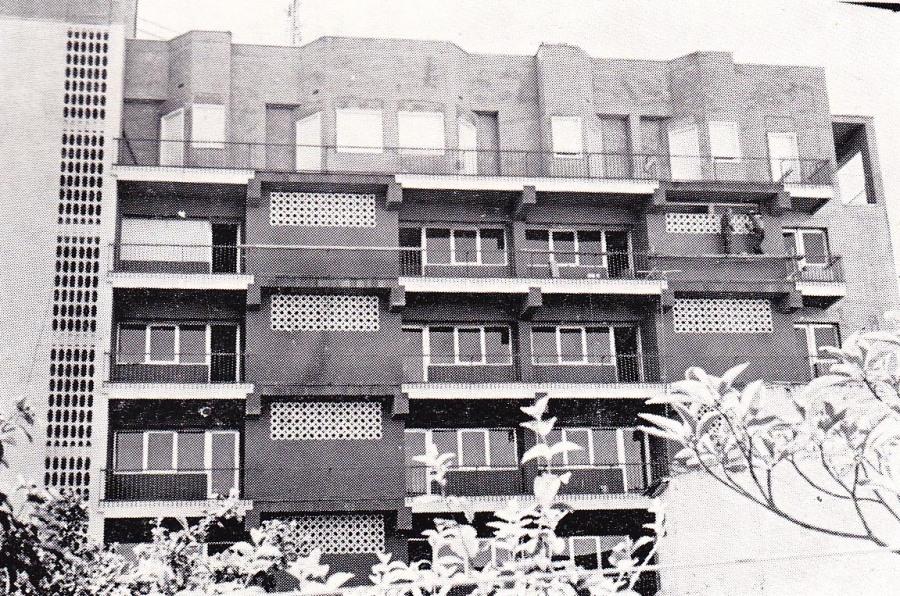 1971 REVISTA VILLENA residencia de ancianos