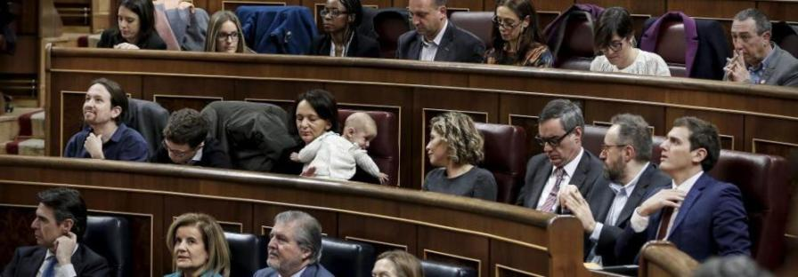 marta marti con el niño de bescanssa