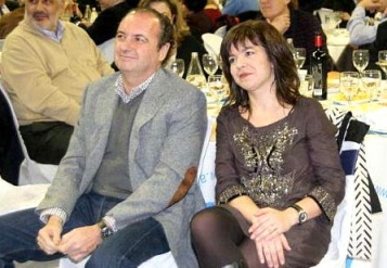 Ripoll en el desagravio a Celia Lledó
