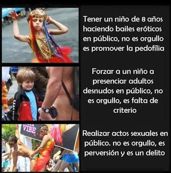 ORGULLO HOMOFILO